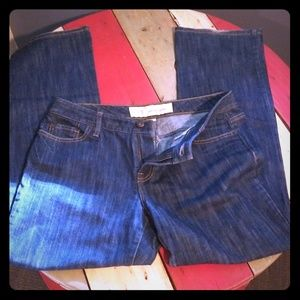 Loft curvy boot 10P Jeans